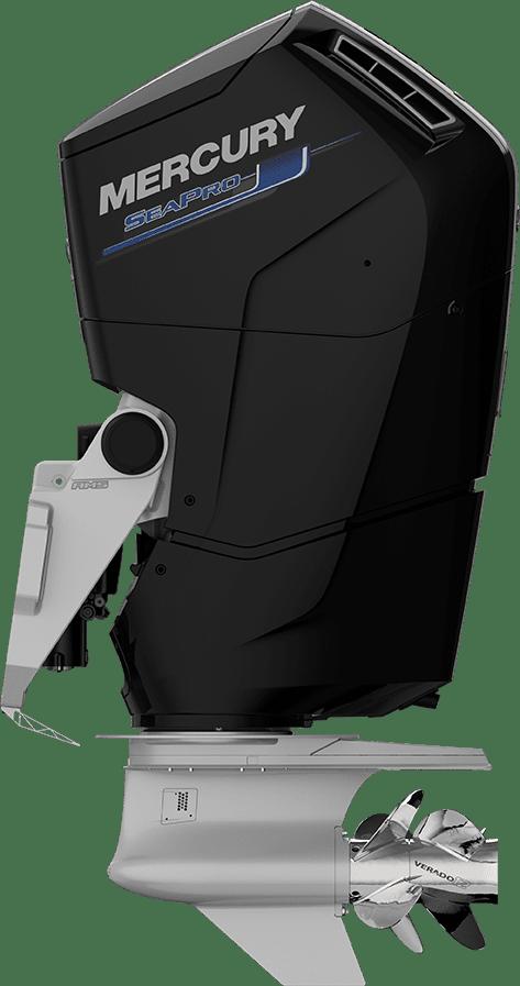 motore fuoribordo mercury modello Sea Pro
