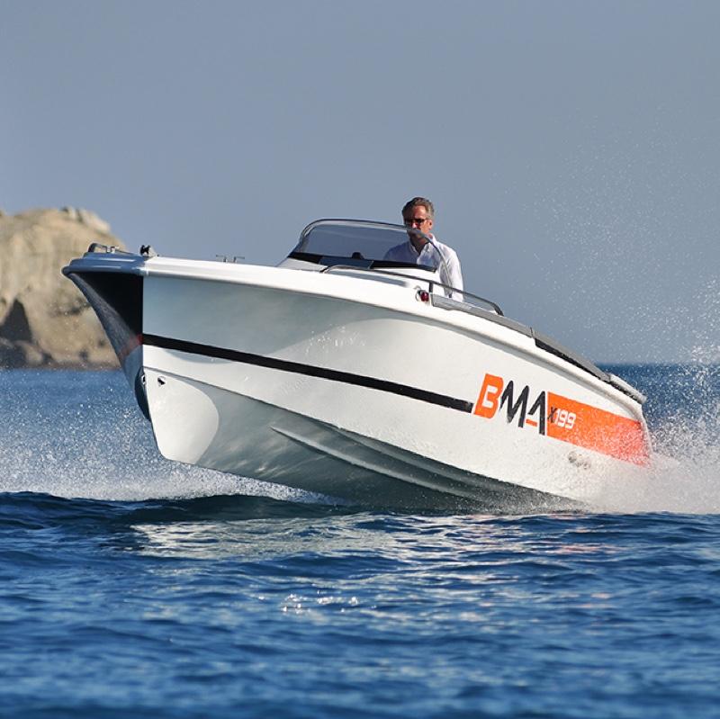 bma motori, modello x199 in vendita da nautica-cesare
